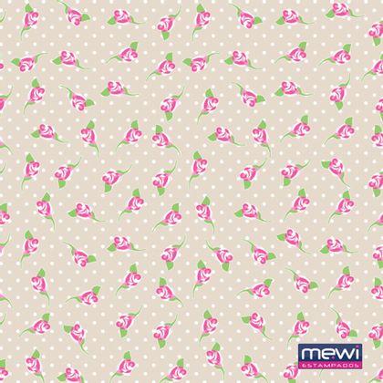 3100---Floral-Mini_Creme