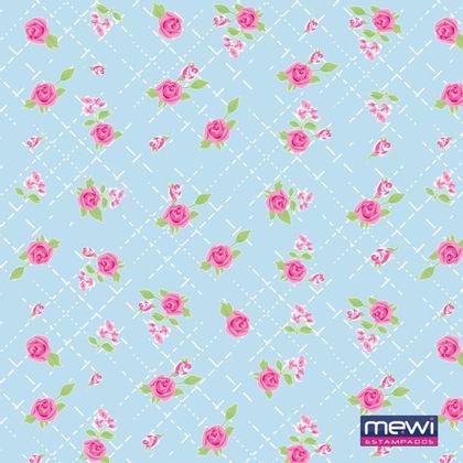 2600---Floral_Azul