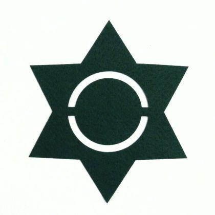 porta-guardanapo-estrela-verde