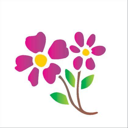 10x10-Simples---Flores-I---OPA131---Colorido