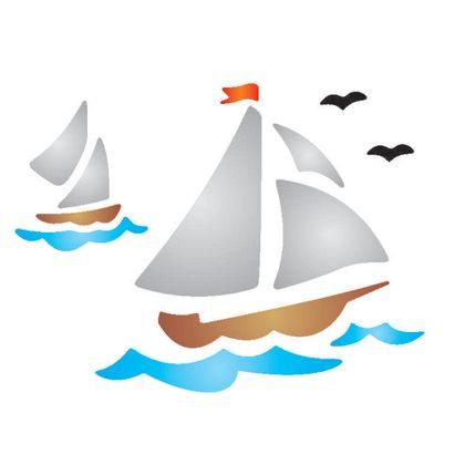10x10-Simples---Barco-a-vela---OPA140---Colorido