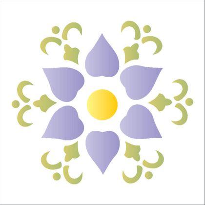 10x10-Simples---Mandala-Flor---OPA1310---Colorido