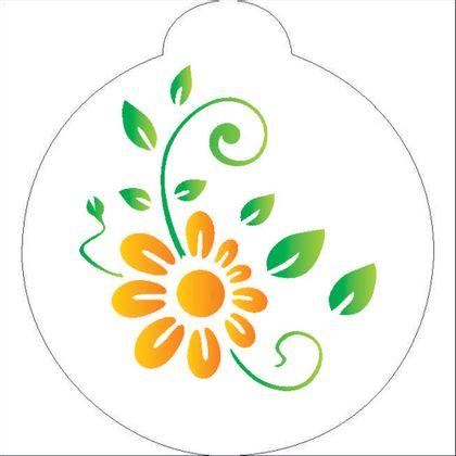 10X10-Redondo---Flor-Girassol---OPA846---Colorido