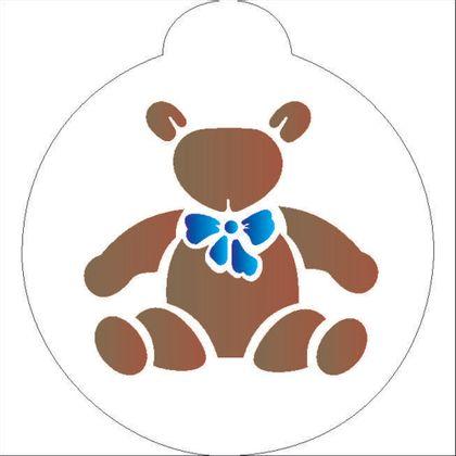 10X10-Redondo---Urso---OPA844---Colorido