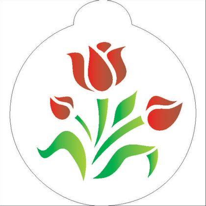 10X10-Redondo---Flores-Tulipas---OPA843---Colorido