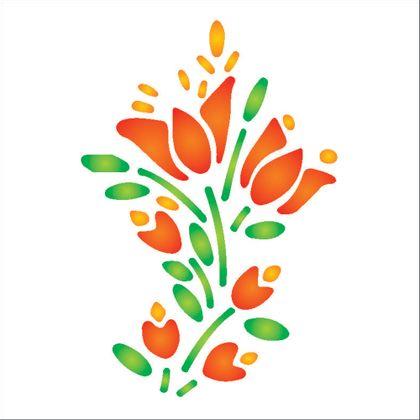 10x10-Simples---Flores-Lirio---OPA148---Colorido