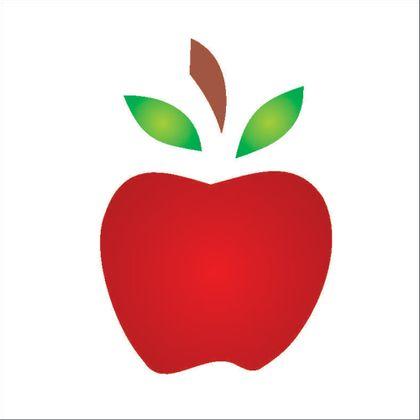 10X10-Simples---Fruta-Maca-II---OPA213---Colorido