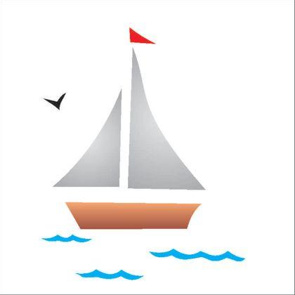 10x10-Simples---Barco-a-vela-II---OPA217---Colorido