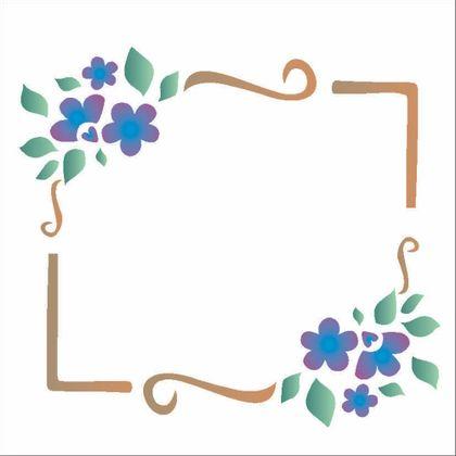 14x14-Simples---Moldura-Flor---OPA995---Colorido