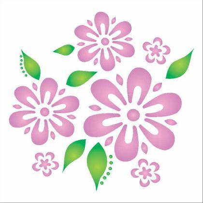 14x14-Simples---Flores-e-Folhas---OPA1056---Colorido