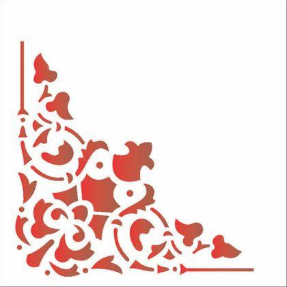 14x14-Simples---Cantoneira-Arabesco-Cruz---OPA1733---Colorido