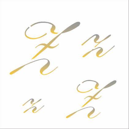 14x14-Simples---Manuscrito-Z---OPA1821---Colorido
