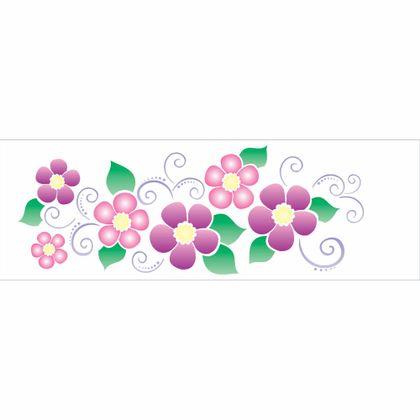 10X30-Simples---Flor-Arabesco-II---OPA1134---Colorido