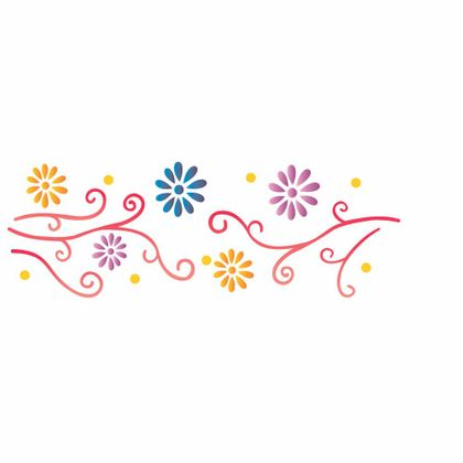 10x30-Simples---Flores-Princesas-II---OPA732---Colorido