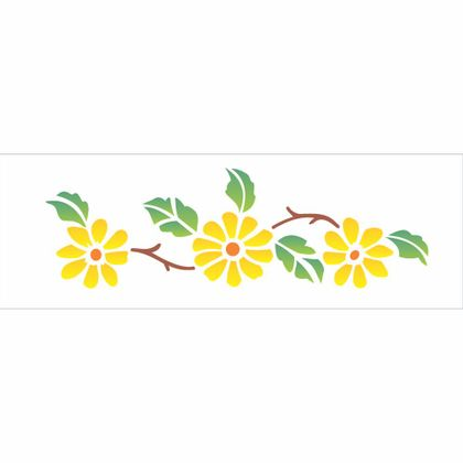 10x30-Simples---Flores-Girassois---OPA209---Colorido