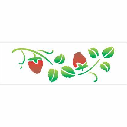 10x30-Simples---Frutas-Morangos---OPA340---Colorido