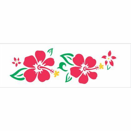 10x30-Simples---Flores-Hibiscos---OPA496---Colorido