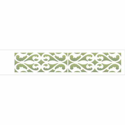 06x30-Simples---Arabesco-Medieval---OPA802---Colorido