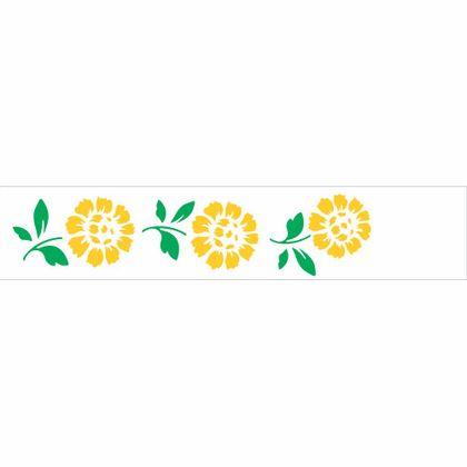 06x30-Simples---Flores-Girassois---OPA806---Colorido