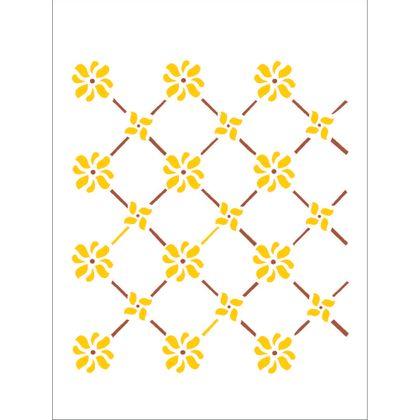 15x20-Simples---Cerca-Flores---OPA244---Colorido