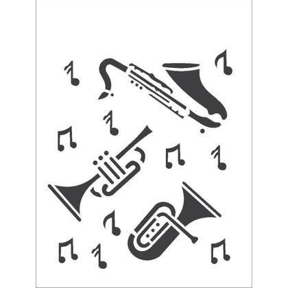 15X20-Simples---Instrumentos-Musicais---OPA426---Colorido