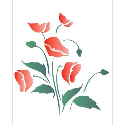 20x25-Simples---Flores-Papoulas---OPA1047---Colorido