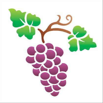 10X10-Simples---Frutas-Uvas---OPA787---Colorido