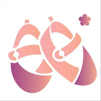 10x10-Simples---Sapatinho-menina---OPA1853---Colorido