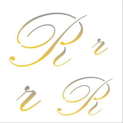 14x14-Simples---Manuscrito-R---OPA1813---Colorido