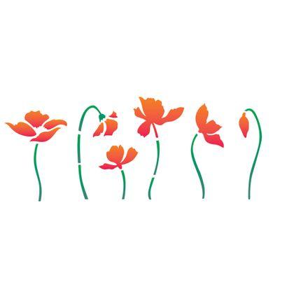 17x42-Simples---Flores-Papoulas---Colorido---OPA2256
