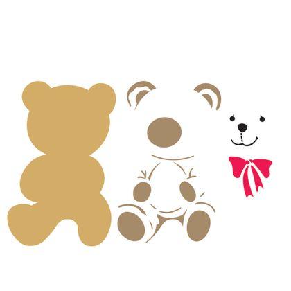 32x42-Simples---Infantil-Urso-Pelucia---Colorido---OPA2306