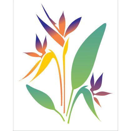 20x25-Simples---Flor-Strelitzia---OPA2065---Colorido