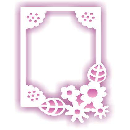 20x25-Simples---Negativo-Moldura-Flor---OPA2072---Colorido