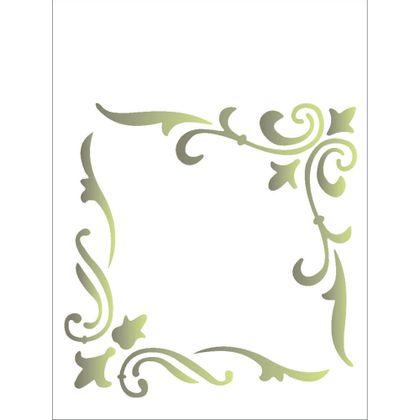 15x20-Simples---Cantoneira-Arabesco---OPA163---Colorido