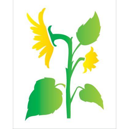 20x25-Simples---Flor-Girassol---OPA2061---Colorido