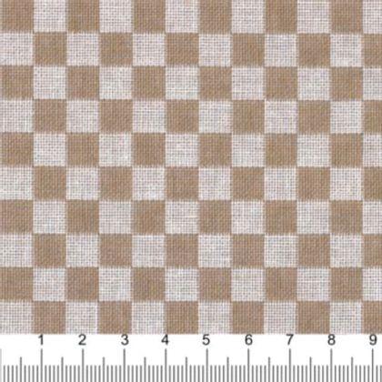 marrom-xadrez