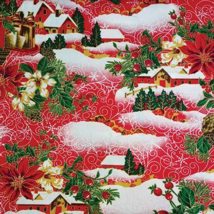 Natalina-Paisagem-com-Neve-Desenho-Gold-2016-Cor-31---Tecidos-Caldeira