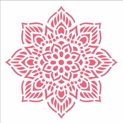 14x14-Simples---Mandala-Flor-Oito-Pontas---OPA2693
