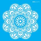 14x14-Simples---Mandala-Flor-Vitral---OPA2695-a