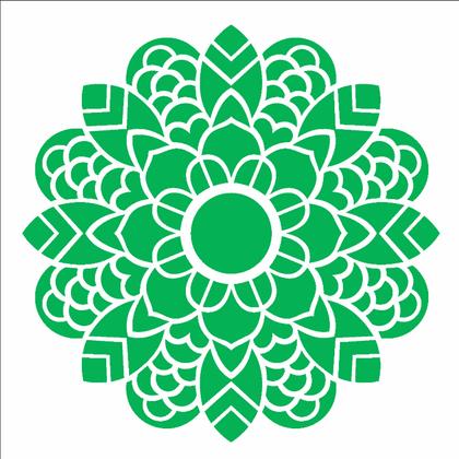 14x14-Simples---Mandala-Folhas---OPA2697