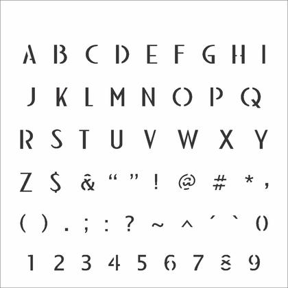 3129---10x10-Simples---Alfabeto-Micro-Maiusculo-06cm