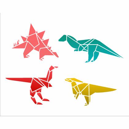 3121---20x25-Simples---Infantil-Dinossauro-Origami